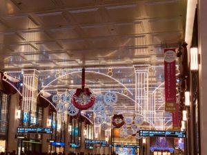 阪急百貨店クリスマスイルミネーション
