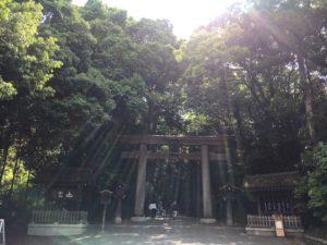大神神社へ行ってきました 食べ物編